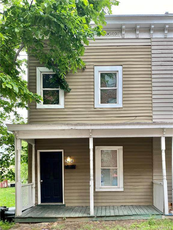 2404 Venable Street, Richmond, VA 23223 (MLS #2016040) :: The RVA Group Realty