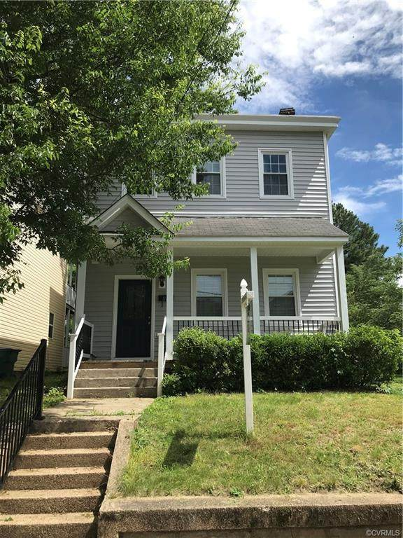 1110 Decatur Street, Richmond, VA 23224 (MLS #2016794) :: The RVA Group Realty