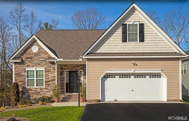 712 Bella Way, North Chesterfield, VA 23236 (MLS #2017525) :: EXIT First Realty