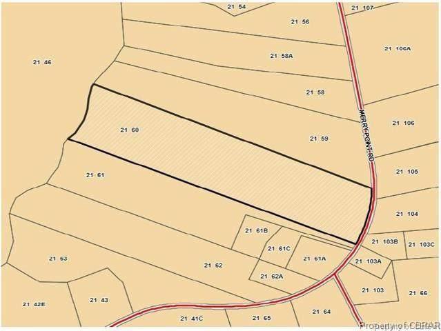 0000 Merry Point Road, Lancaster, VA 22503 (MLS #2017906) :: The Redux Group