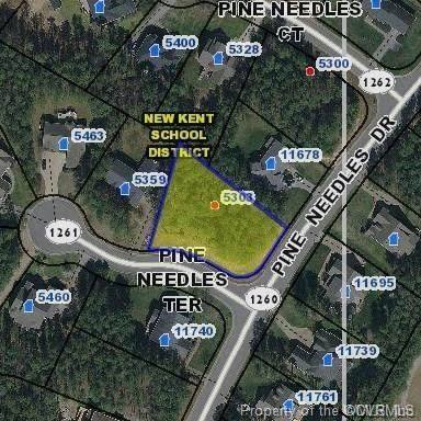5303 Pine Needles Terrace, Providence Forge, VA 23140 (MLS #2018132) :: EXIT First Realty