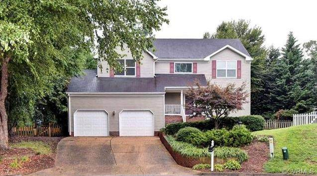 110 Quill Place, Williamsburg, VA 23185 (MLS #2018444) :: The RVA Group Realty