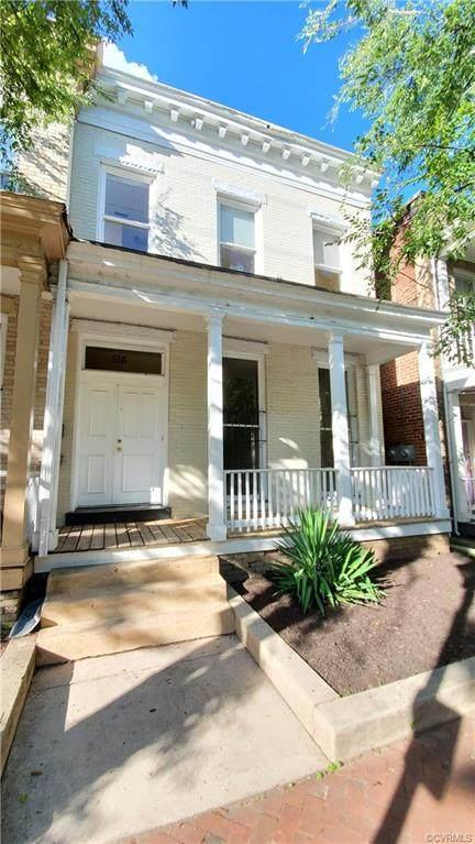 516 W Clay Street, Richmond, VA 23220 (MLS #2019111) :: The RVA Group Realty