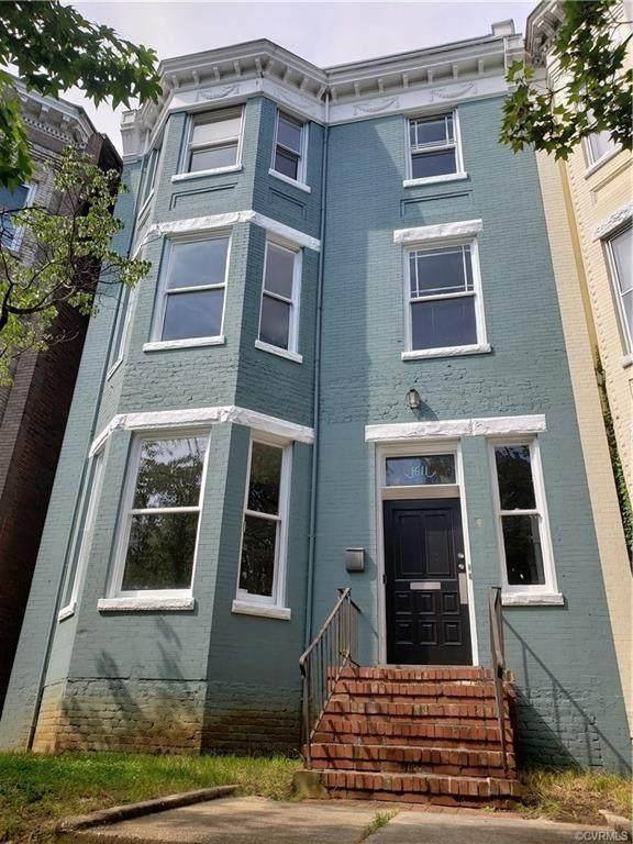 1611 W Grace Street, Richmond, VA 23220 (MLS #2019480) :: The RVA Group Realty