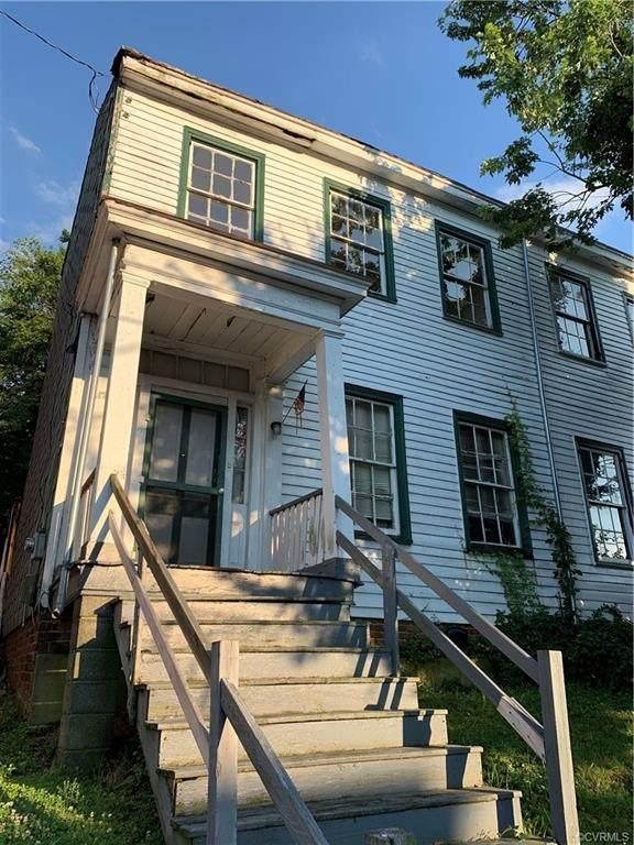 517 N 28th Street, Richmond, VA 23223 (MLS #2019588) :: Small & Associates