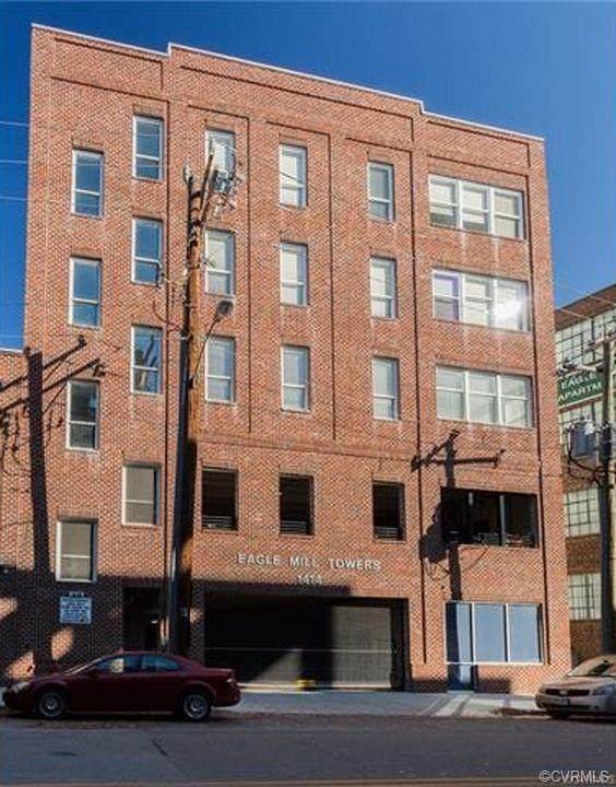 1414 W Marshall Street #409, Richmond, VA 23220 (MLS #2019770) :: EXIT First Realty