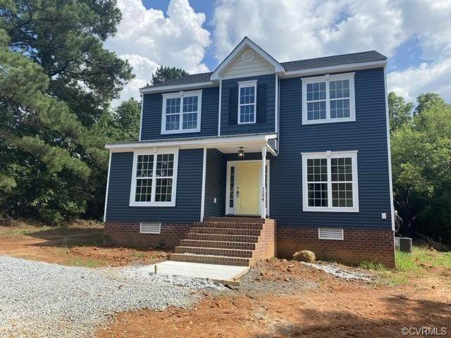 1179 Oakland Road, Henrico, VA 23231 (MLS #2019873) :: The RVA Group Realty