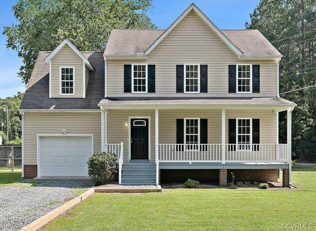 1001 Old Williamsburg Road, Sandston, VA 23150 (MLS #2019968) :: The RVA Group Realty