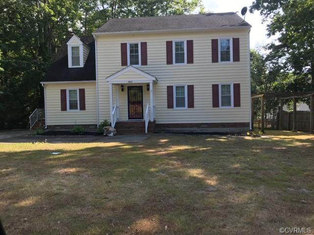 1812 Lauderdale Drive, Henrico, VA 23238 (MLS #2020087) :: EXIT First Realty