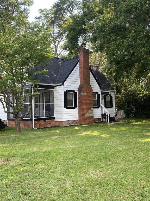 4501 Welford Avenue, Richmond, VA 23234 (#2020493) :: Abbitt Realty Co.