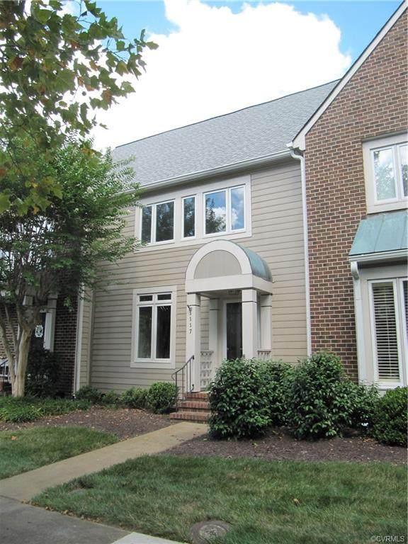 1117 Lakeland Circle, Henrico, VA 23229 (MLS #2020659) :: Small & Associates
