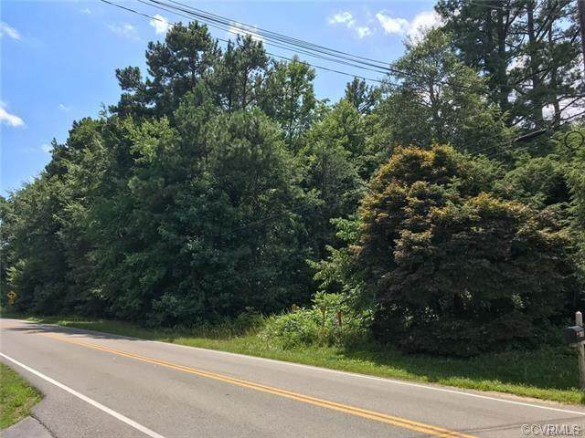 4850 & 4846 Turner Road, Chesterfield, VA 23234 (MLS #2020757) :: The Redux Group