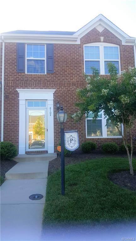 8104 Creekside Village Drive, Hanover, VA 23112 (MLS #2020810) :: Small & Associates