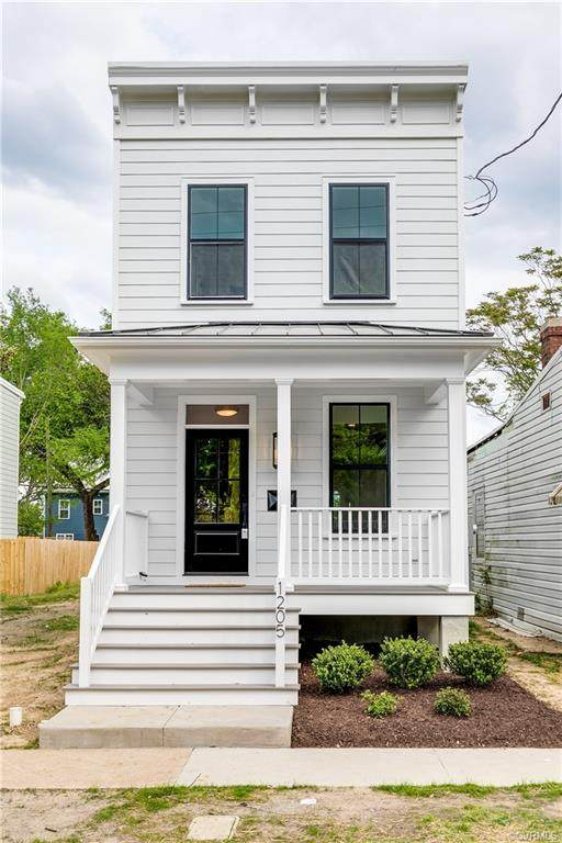 1209 N 31st Street, Richmond, VA 23223 (MLS #2020941) :: The RVA Group Realty
