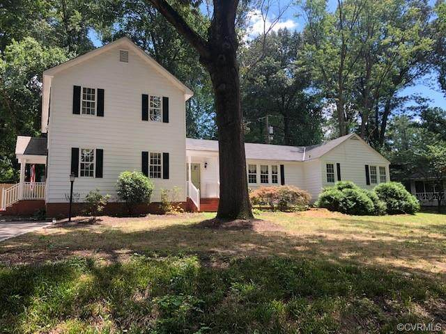 801 Sunderland Road, Henrico, VA 23229 (MLS #2020999) :: HergGroup Richmond-Metro