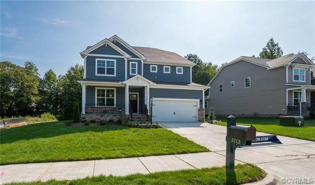 5725 Gossamer Place, Chesterfield, VA 23120 (MLS #2021221) :: The RVA Group Realty