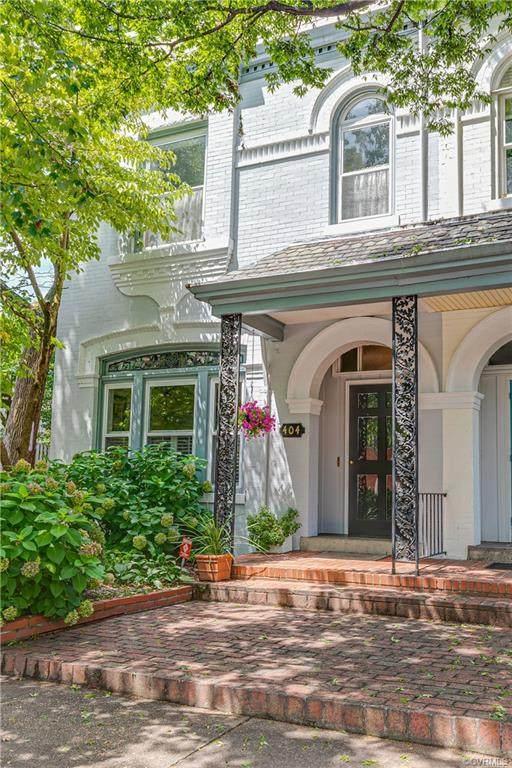 404 N Shields Avenue, Richmond, VA 23220 (#2022697) :: Abbitt Realty Co.