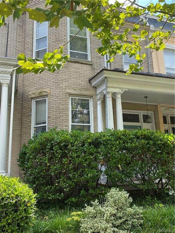 1621 W Grace Street, Richmond, VA 23220 (MLS #2022803) :: The RVA Group Realty