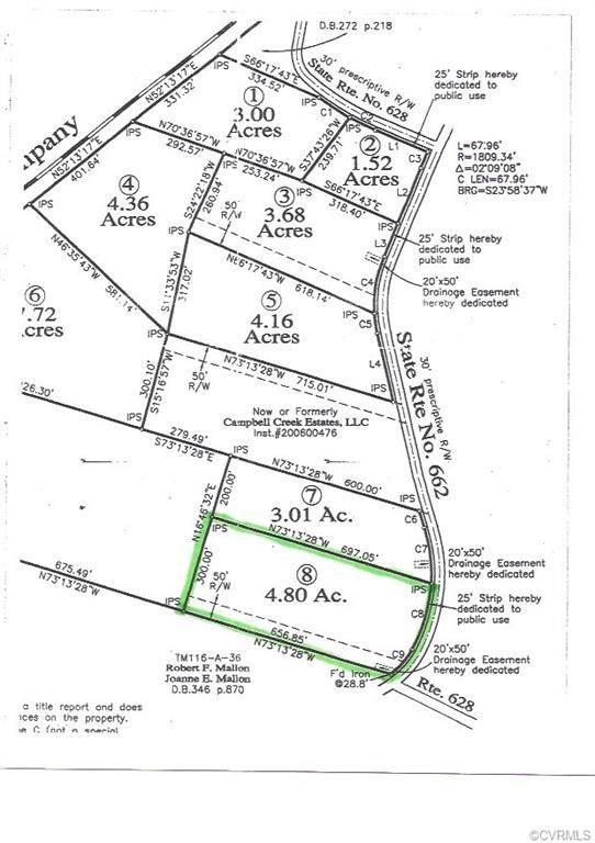 000 Levi Road, Green Bay, VA 23942 (MLS #2023866) :: The RVA Group Realty