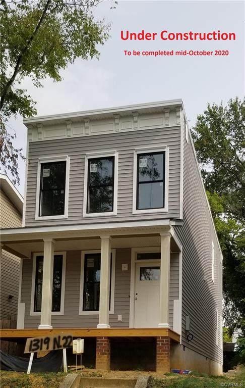 1319 N 22nd Street, Richmond, VA 23223 (MLS #2024827) :: The Redux Group