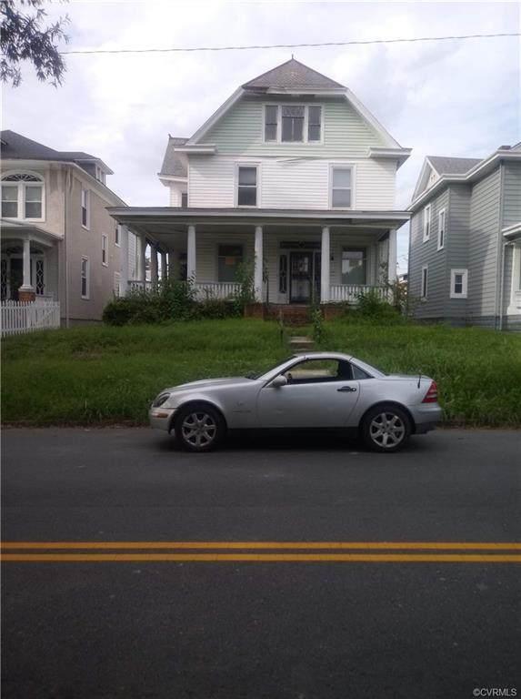 308 Overbrook Road, Richmond, VA 23222 (MLS #2026472) :: Treehouse Realty VA