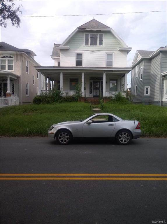 308 Overbrook Road, Richmond, VA 23222 (MLS #2026472) :: Small & Associates