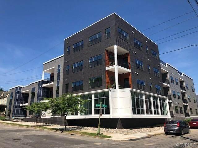 901 Porter Street #207, Richmond, VA 23224 (MLS #2026904) :: Small & Associates