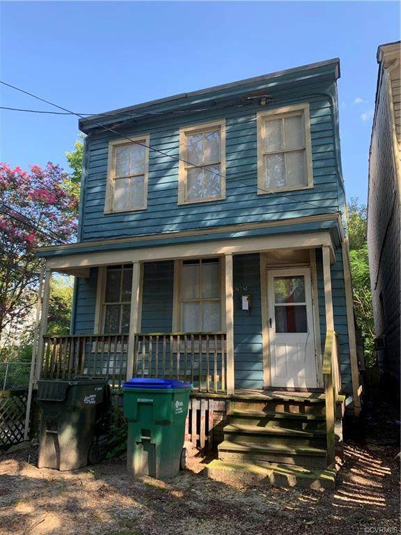 1215 N 19th Street, Richmond, VA 23223 (MLS #2027344) :: The Redux Group
