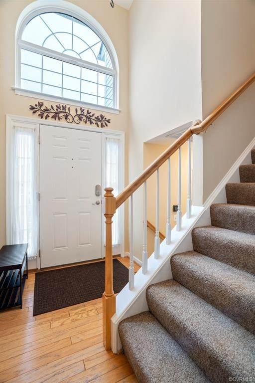 14443 Duckridge Terrace #20, Midlothian, VA 23112 (MLS #2027742) :: The Redux Group