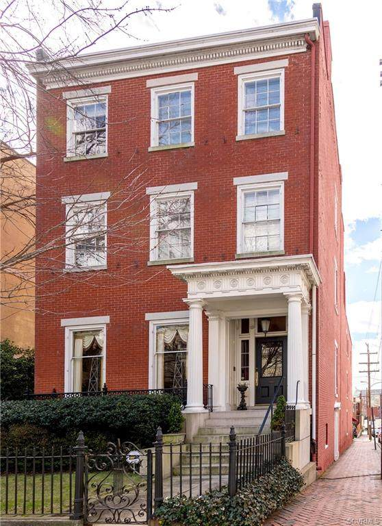211 W Franklin Street, Richmond, VA 23220 (MLS #2027778) :: Treehouse Realty VA
