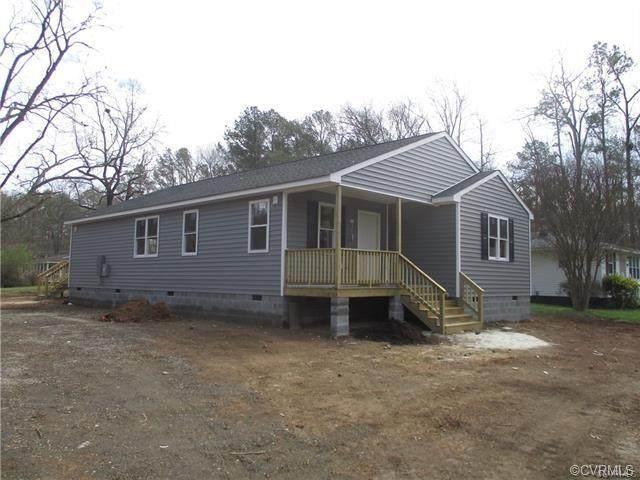 10007 Duncan Road, North Dinwiddie, VA 23803 (MLS #2027962) :: Treehouse Realty VA