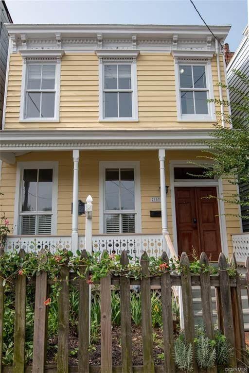 2107 Marshall Street, Richmond, VA 23223 (MLS #2028186) :: Treehouse Realty VA