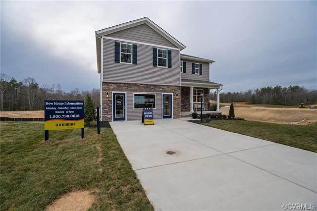 7613 Sedge Drive, New Kent, VA 23124 (MLS #2028346) :: The RVA Group Realty