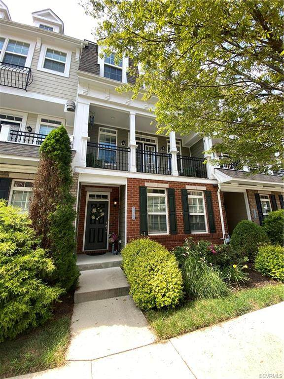 3906 Brownstone Boulevard, Glen Allen, VA 23060 (MLS #2028415) :: EXIT First Realty