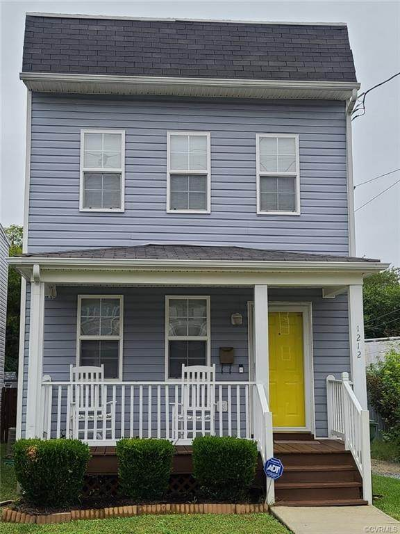 1212 N 20th Street, Richmond, VA 23223 (MLS #2028530) :: Treehouse Realty VA