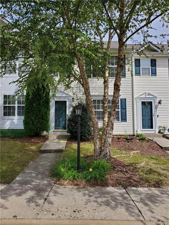 4613 Milfax Road #4613, North Chesterfield, VA 23224 (MLS #2028845) :: The Redux Group