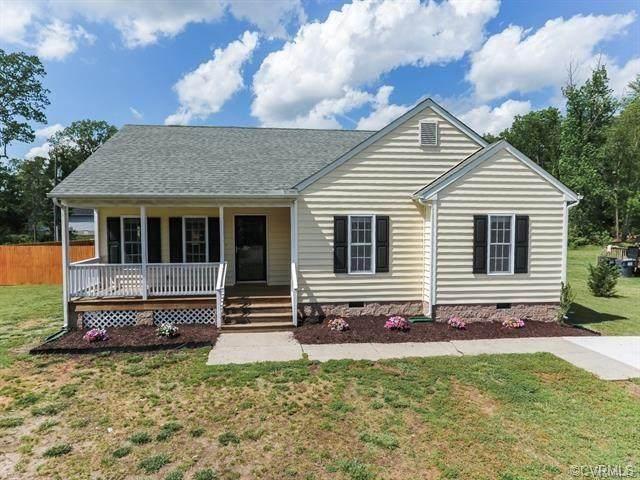 3040 Libwood Avenue, Chesterfield, VA 23237 (MLS #2029313) :: Small & Associates