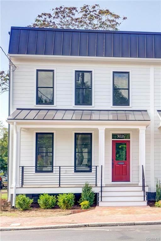 3509 E Marshall Street, Richmond, VA 23223 (MLS #2029398) :: Treehouse Realty VA