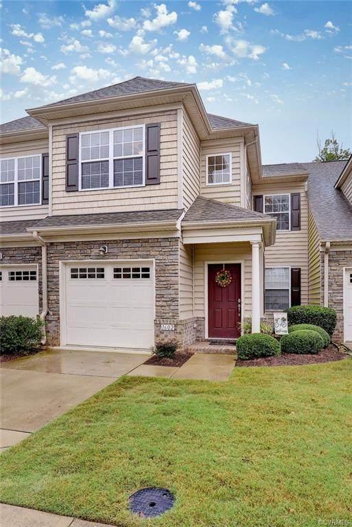 1602 Braemar Creek, Williamsburg, VA 23188 (MLS #2029769) :: Small & Associates