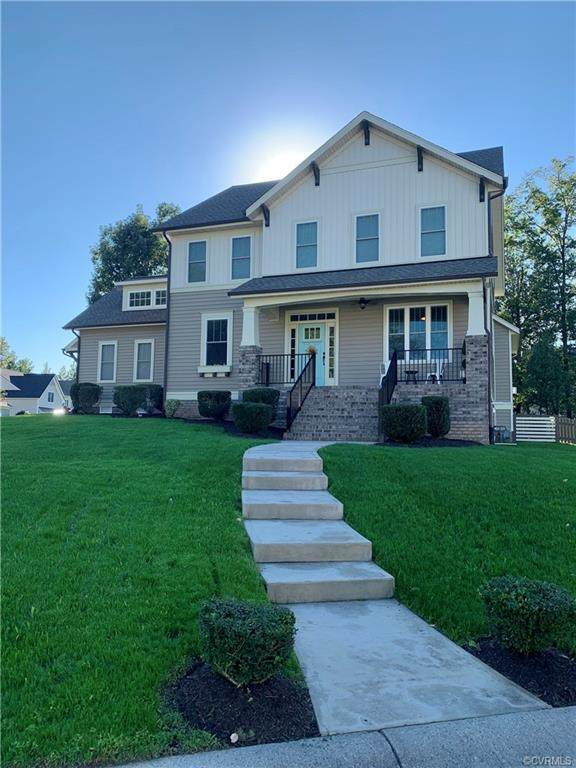 3917 Evershot Drive, Chesterfield, VA 23112 (MLS #2030073) :: Keeton & Co Real Estate