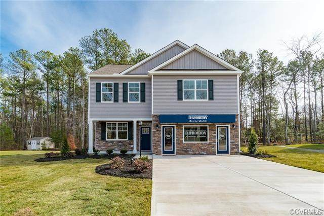 7550 Sedge Drive, New Kent, VA 23124 (MLS #2030356) :: The Redux Group