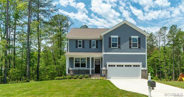 11912 Longtown Drive, Midlothian, VA 23112 (MLS #2030401) :: The Redux Group