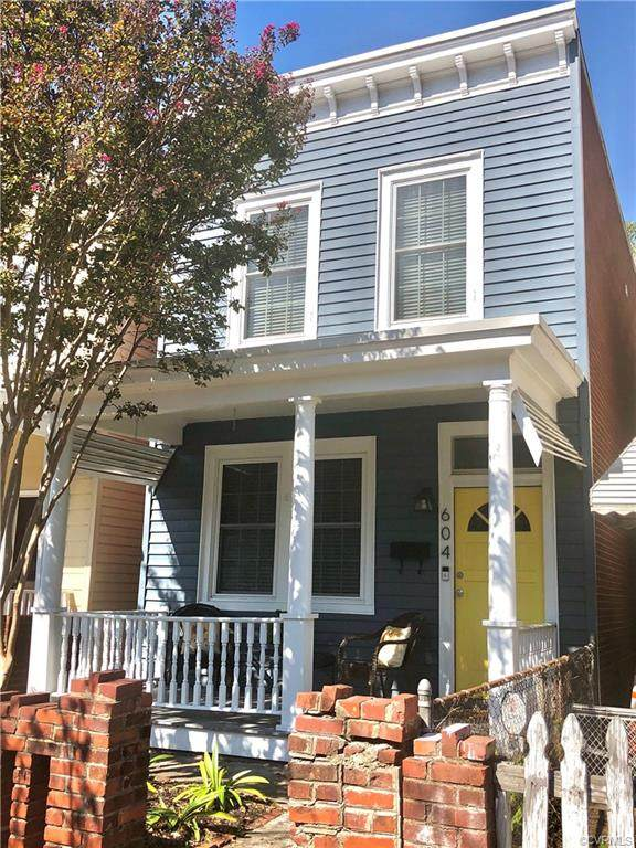 604 N 25th Street, Richmond, VA 23223 (MLS #2030497) :: EXIT First Realty
