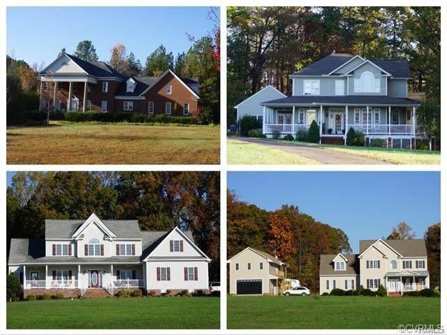 Lot 2 Pine Ridge Drive, Jetersville, VA 23083 (MLS #2030544) :: Treehouse Realty VA