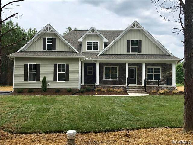 15181 Fawn Hollow Trail, Hanover, VA 23047 (MLS #2030826) :: The Redux Group