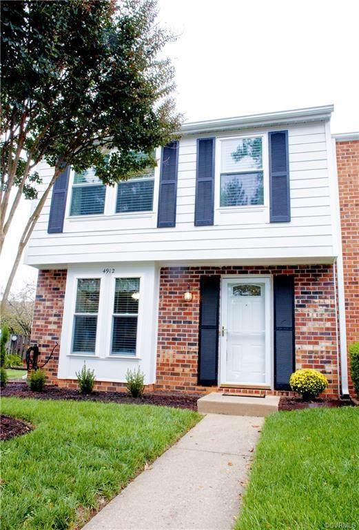 4912 Finnegan Court, Henrico, VA 23228 (MLS #2030891) :: Treehouse Realty VA