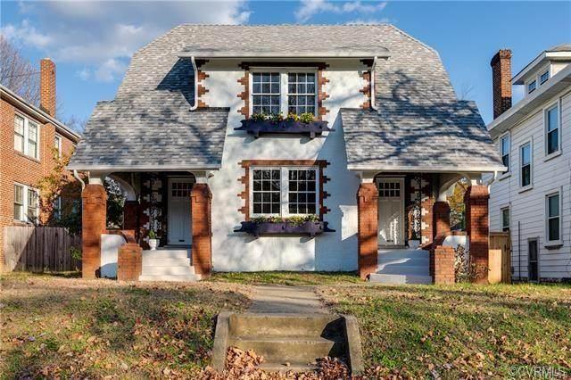 3227 1/2 Hanes Avenue, Richmond, VA 23222 (MLS #2030962) :: Small & Associates