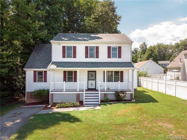1606 Bellows Drive, Chesterfield, VA 23225 (MLS #2031005) :: Blake and Ali Poore Team