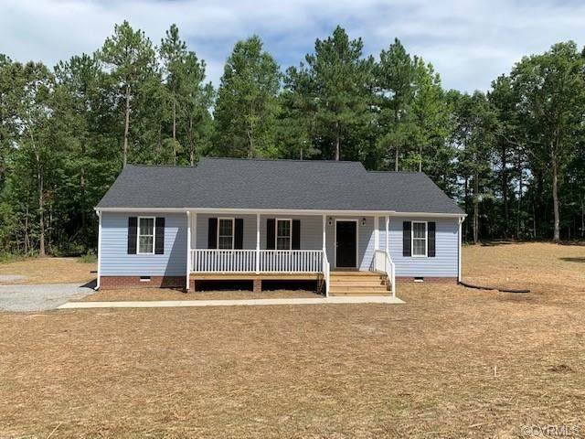 0 Bottom Road, King & Queen, VA 23148 (MLS #2031206) :: The Redux Group