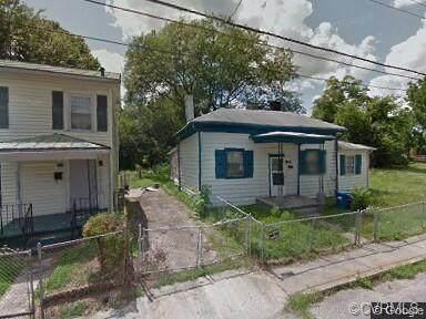 732 Blick Street, Petersburg, VA 23803 (MLS #2031600) :: Treehouse Realty VA